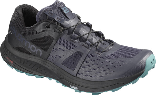 Salomon Ultra Pro Shoes Dame graphiteblackhydro.